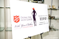 02.13 Salvation Army Women's & Jr Auxiliary Donation Kickoff Party