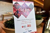 02.04 AHA Go Red for Women's Luncheon @ Omni Dallas